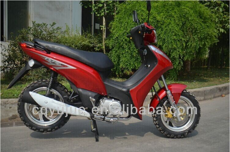 High Quality Electric Pocket Motorcyle 110cc For Cheap Sale