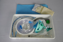 medical device disposable tracheal tube kit