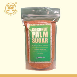 Stand- Up Zipper Bag, Coconut sugar packaging Aluminium foil Zipper plastic bags, Zipper pouch for coconut sugar