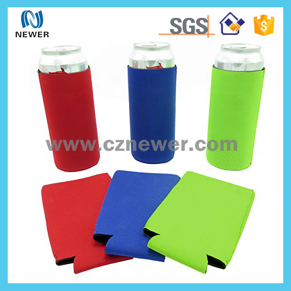 Neoprene Wholesale Can Beer Insulators Premium Beverage Cooler Stubby Beer Sleeeves