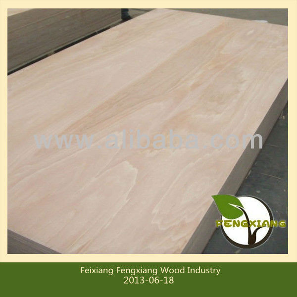 Construction and marine grade laminated birch plywood 18mm