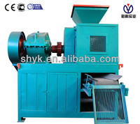 coal & charcoal briquette making machine with CE & ISO9001&GOST certificate
