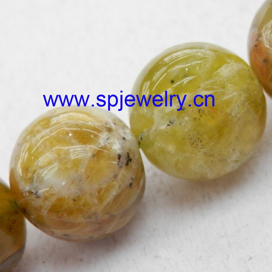 green opal beads, round 4-16mm, many shape avaliable