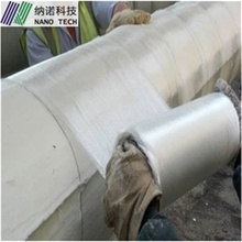 Silica aerogel blanket for high temperature insulation