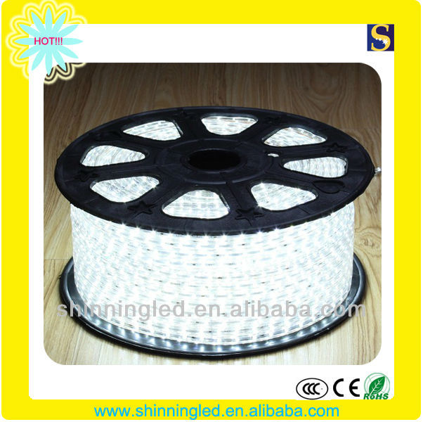high brightness!3528 smd 220V car led rope light
