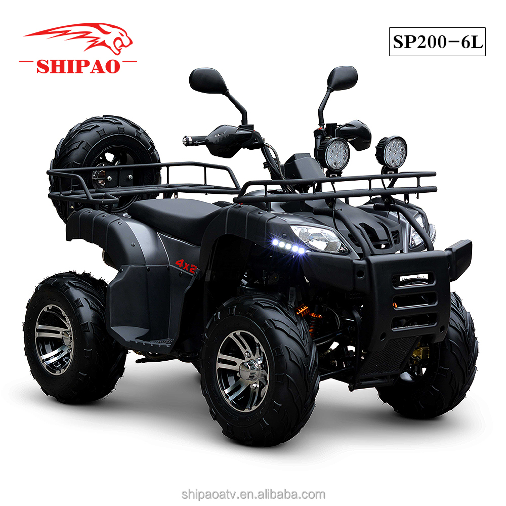 SP200-6L Chongqing high quality 200cc ATV