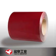 roof and wall metal material of PPGI PPGL color coated steel coil