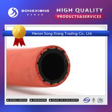 China fabric reinforced air hose rubber hose pipe 1 inch
