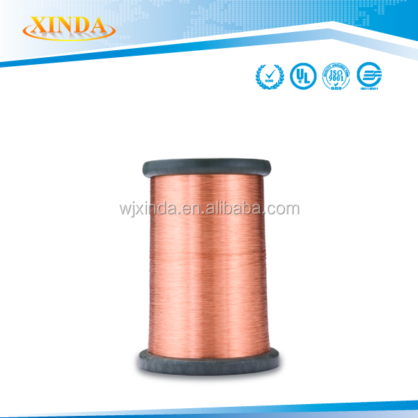 High Conductivity Insulation Class Copper Winding Wires For Motor