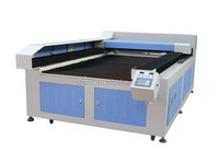 laser cutting machine for cloth fabric