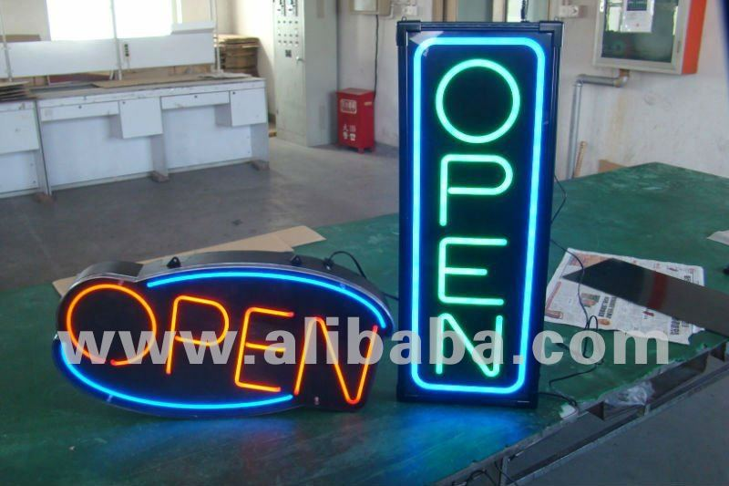 Pre made signboards