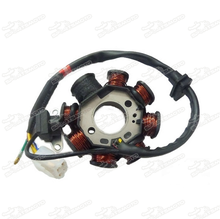 Zongshen 2V 190cc ZS190 W190 ZS1P62YML-2 Oil Cooled Engine ZS190cc Motor Magneto Stator Assy Coil