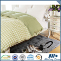 Latest design superior quality plaid duck feather and down duvet