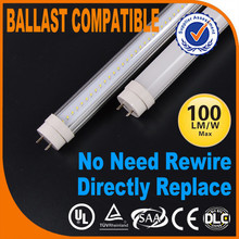 Ballast Compatible Recessed SAA Canada Led Tube Ztl