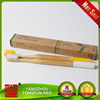 Wholesale family set bamboo toothbrush---100%biodegradable toothbrush