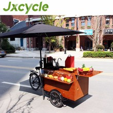 food trucks for sale street food bike vending cart for factory direct price