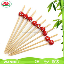 Small decoration pick skewer stick