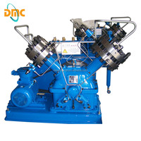 water cooling hydrogen gas diaphragm compressor booster