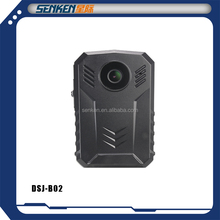 Super HD mini size digital waterproof police body camera video recording