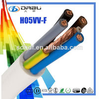 Home Garden Use Fire Resistant Flexible Electric Cable