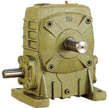 WPA series P-whole motor worm reduction