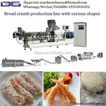 Japanese bread crumb extruding/grinding/sifting/drying machine /production line