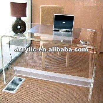 Acrylic Computer Desk - Buy Clear Acrylic Computer Desk,Cheap Computer