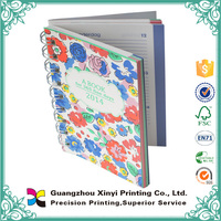China manufacturer customized cheap fashion design sketch books