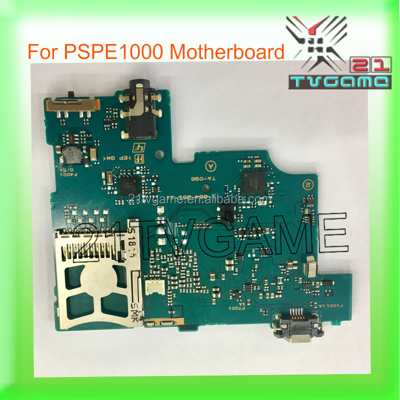 100% Original Dismantled Motherboard For PSP E1000 Replacement Mainboard For PSP E1000