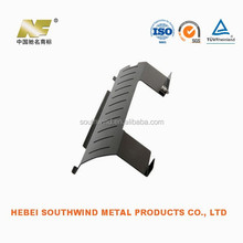 Color Coating Sheet Metal Fabrication Automobile Pieces With Quality Manufacturer
