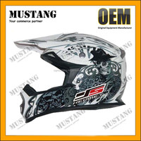 Newest Motocross open face helmet with high quality
