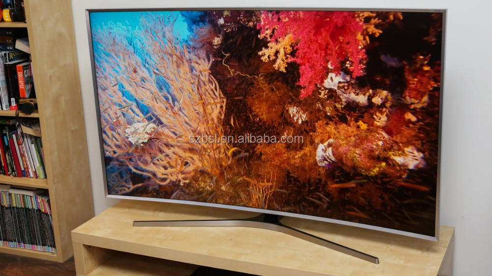 "Free shipping 78 inch 3D Led TV SUHD 4K Curved Tv 78"" Class KS9500 9-Series Curved 4K SUHD TV UN78KS9500FXZA"