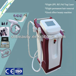 super hair removal e light rf+ ipl laser beauty equipment