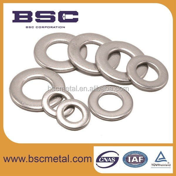 18-8 SS ASTM Flat Washer