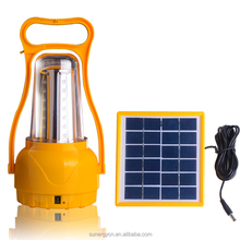 Sungery Rechargeable Battery Power Source and Lanterns camping solar lights with phone charger