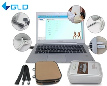 Mutil Language GLD body composition non touch screen quantum resonance magnetic analyzer