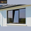 High Quality Aluminum Two Ways Open Tilt and turn window