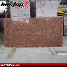 Polished Chinese G562 Maple Leaf Red Granite Slabs