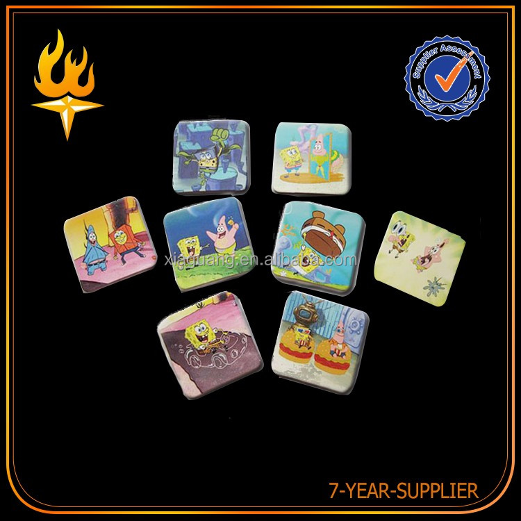 Special Design Widely Used Advertise Paper Fridge Magnet