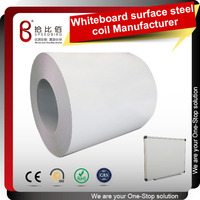 magnetic whiteboard material metal steel coil