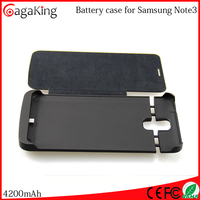 4200MAH Battery Charger Case For Samsung Galaxy NOTE 3 Rechargeable mobile phone charger