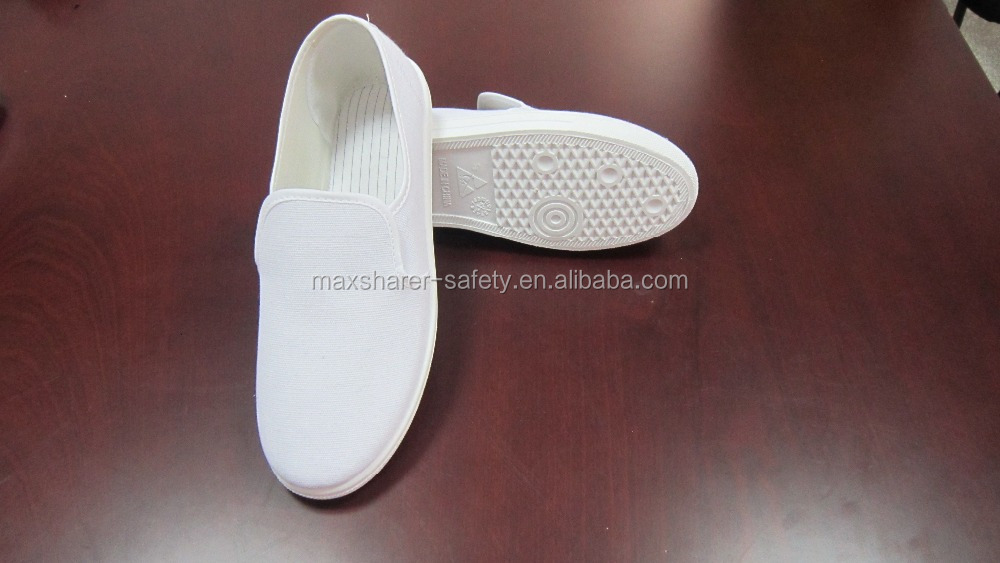 Hot products NON bore shoes ESD cleanroom safety shoes for laboratory