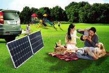 Cheap 100w 150w 200w 250w 300w monocrystalline solar panel most efficient solar panel made in china