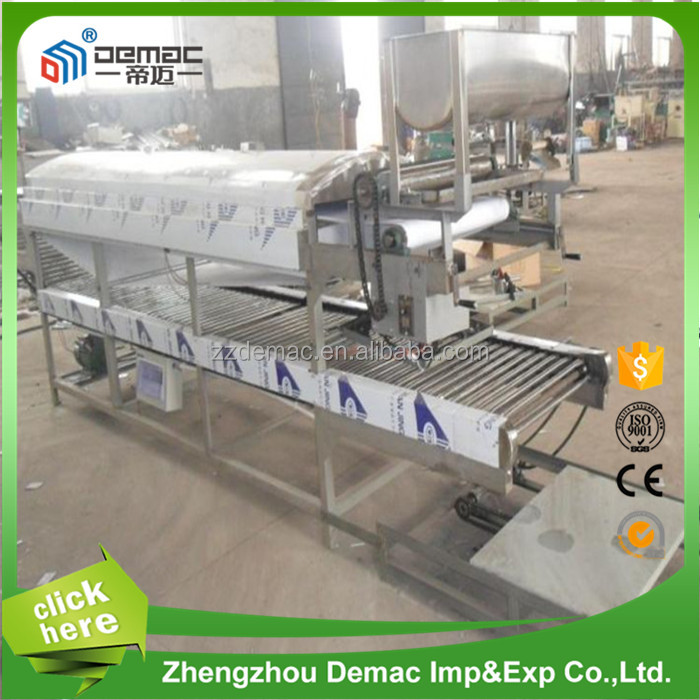 high efficiency cold rice noodles making machine/fresh rice noodle machine