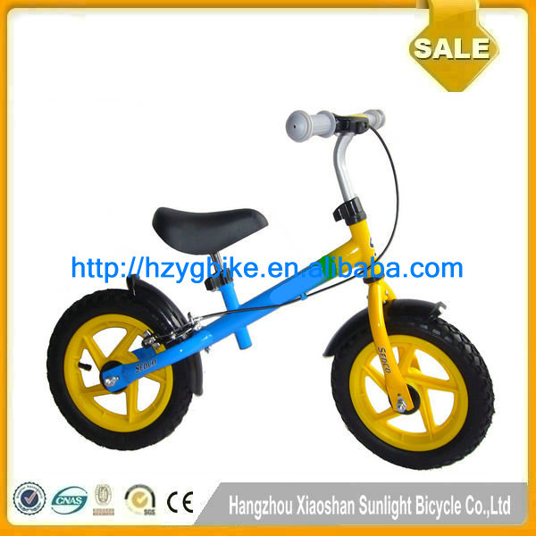 New Products 2017 Popular CE Certificate Toddler Balance Bike