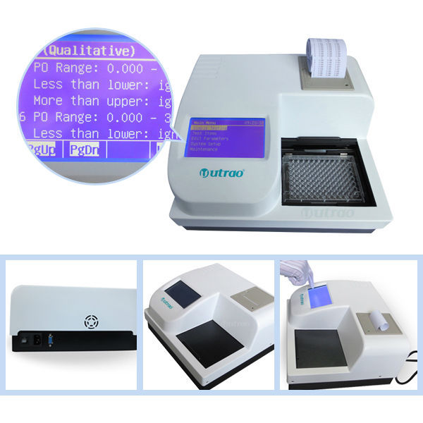 veterinary equipment china supplier elisa microplate reader