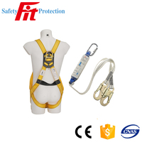 Hot Sale CE GS Approved Safety Harness with Tool Belt