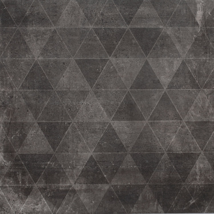 elevation triangle pattern design art ceramics wall and floor tile rustic