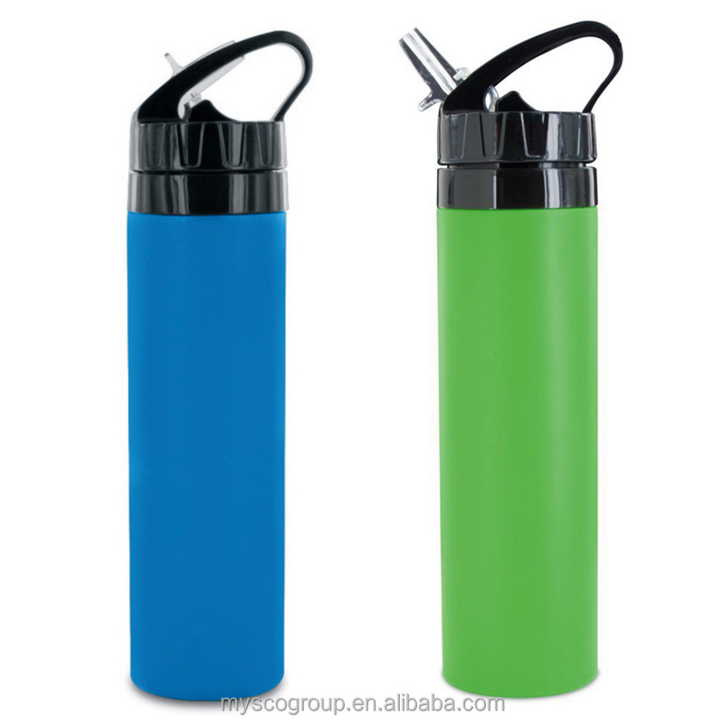 Ecosqueez Silicone Water Bottle
