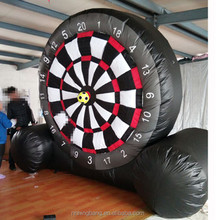 high quality giant inflatable dartboard,inflatable foot darts for sale